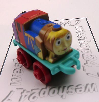THOMAS & FRIENDS Minis Train Engine 2016 SPONGEBOB Rosie Mrs. Puff ~ Weighted