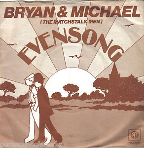 BRYAN-MICHAEL-Evensong-UK-2-Trk-1978-7-Single-PS