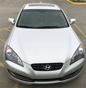 Hyundai Genesis Coupe 3.8L Gt Fully Loaded!!