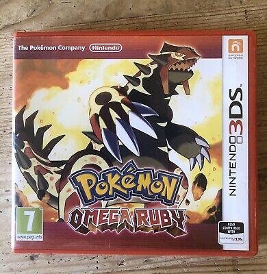 Pokémon Omega Ruby (2DS, 2014)