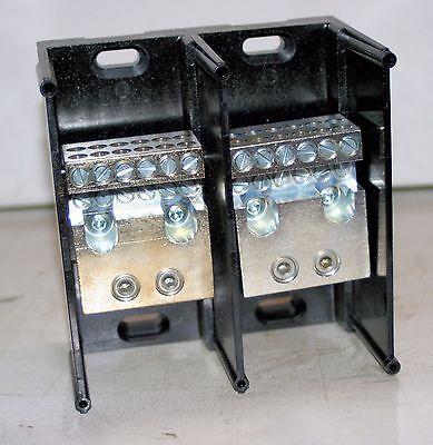 Power Distribution Block 600V FERRAZ SHAWMUT 69162 Power Distribution Block