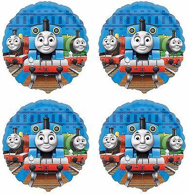 4x Thomas The Tank Train  Birthday Party Supplies 18