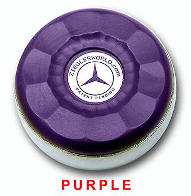 Zieglerworld Table Shuffleboard Medium Size Pucks Weights Pink purple Colors