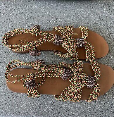 bimba y lola sandals 38