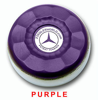 Zieglerworld Table Shuffleboard Weights Pucks Purple   Yellow Gold Colors +bonus