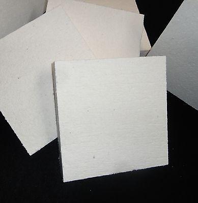 Taofibre Thermal Insulation Board 2300 F Grade 6 X 6 X 1 Thick No. 301