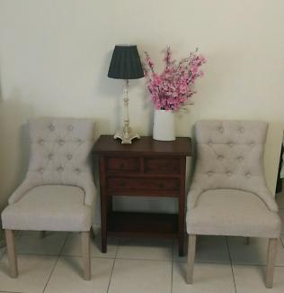 Elegant multi-purpose sofa table