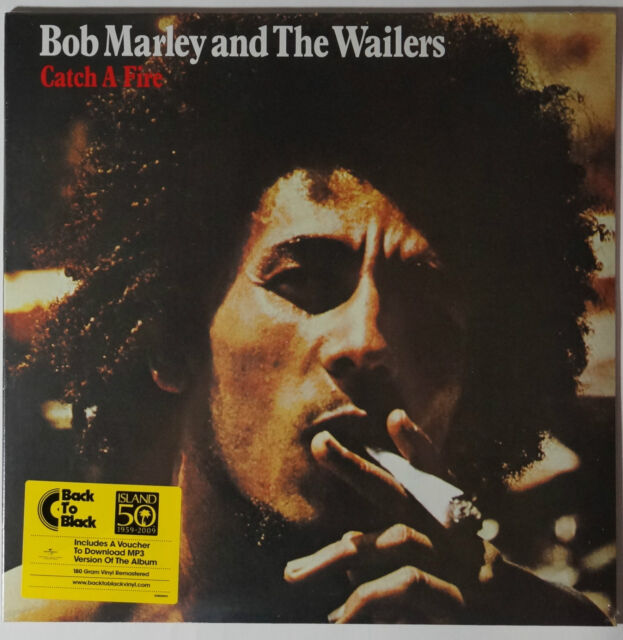 Bob Marley & the Wailers - Catch A Fire LP/Download 180g remastered vinyl NEU