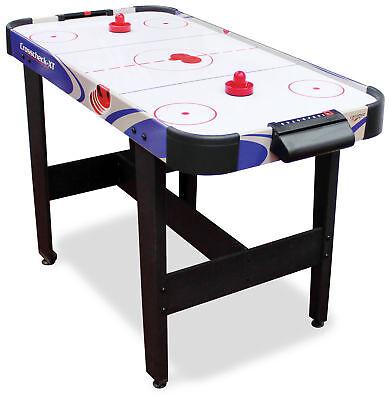 Airhockey Air Hockey Tisch Crosscheck 122 x 61 cm groß