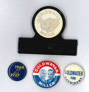 Barry Goldwater Pin