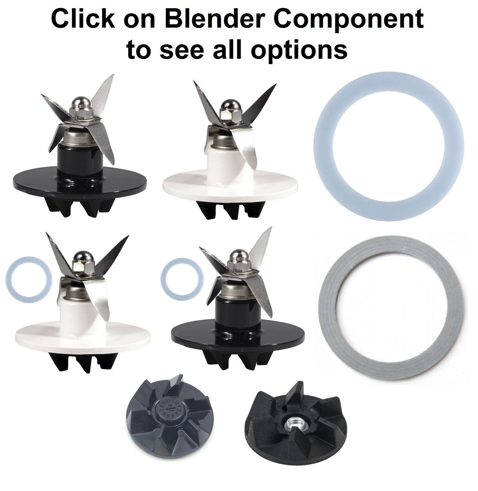 Replacement Compatible wit Cuisinart Blender,Gasket,Blade,Gear,Clutch,SPB-456-2B