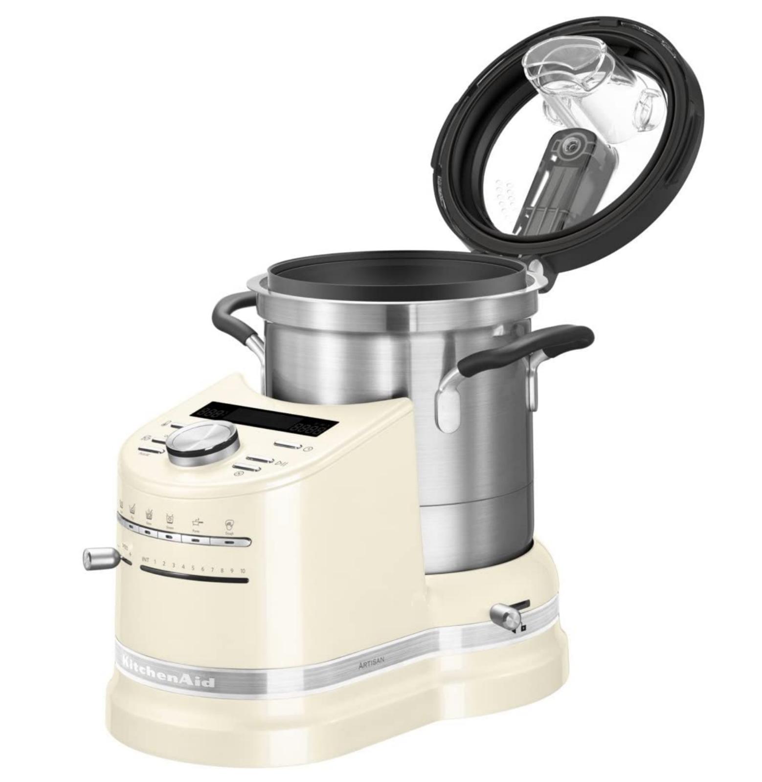 KitchenAid Artisan Cook Processor 5KFC0103EAC Multifunktionsgerät in Creme