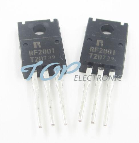 RF2001T2D Rohm DIODE ARRAY GP 200V 10A TO220FN Good Quality