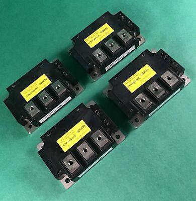 Lot Of 4 - Mitsubishi Powerex Cm400du-24nfj Igbt Modules 30khz - 70k 400a 1200v