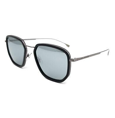 BOSS by Hugo Boss Sunglasses 1029FS 807 Black Men 55x22x145