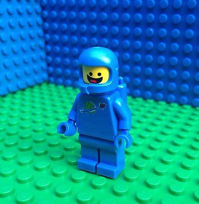 Lego Movie BENNY Blue Old Retro Spaceman Space Man Minifigure Minifig City 70816