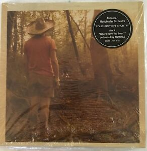 MANCHESTER ORCHESTRA / ANNUALS Brothers/Where Have You 7