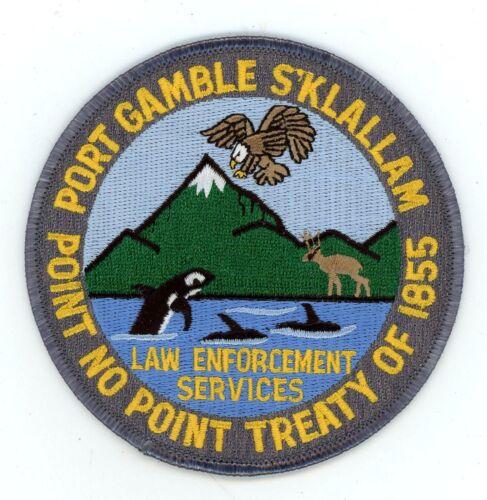 Port Gamble S