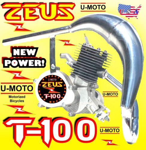 80cc 100cc 2 stroke motorized bike engine
