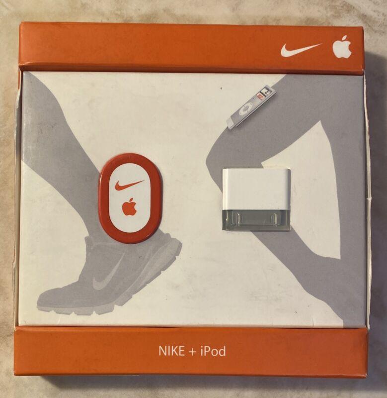 NIKE + iPod Sport Shoe Kit Sensor Wireless Kit- Apple iPod Nano New