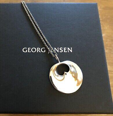 Georg Jensen Hidden Heart Pendant