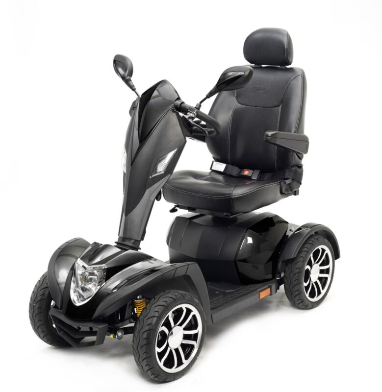 Cobra Heavy Duty Mobility Scooter, 4 Wheel, 22 Wide Seat, 450 Lb. Capacity Drive