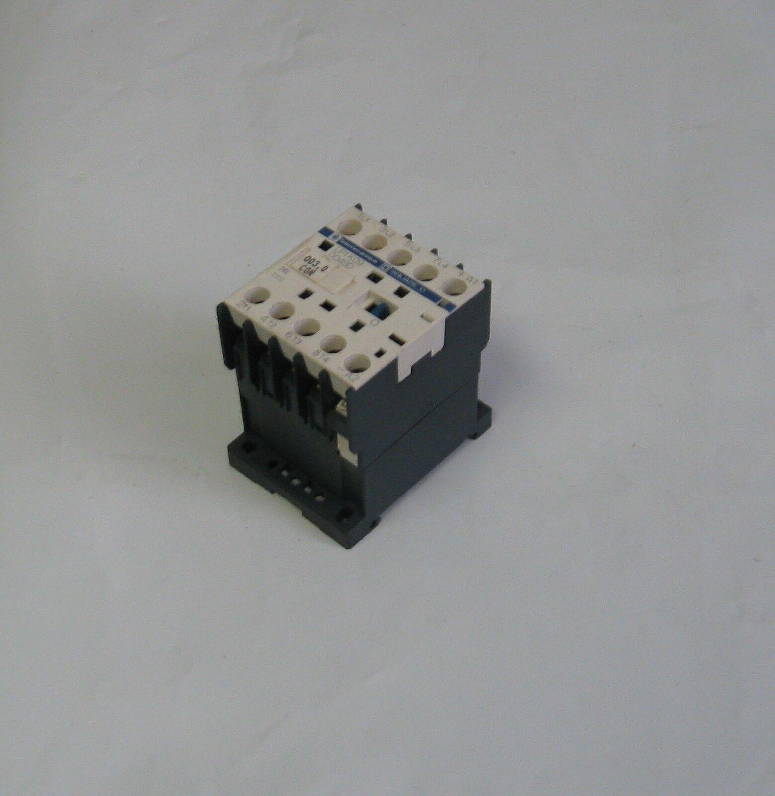Telemecanique LP1D1210 Contactor 12V