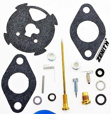 Genuine Zenith Carburetor Kit Replaces Lq44 Fits Wisconsin S10d S12d L95 L96 A58