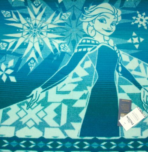 "NEW Pendleton Frozen Muchacho Blanket 32"" x 44"" Disney Elsa"