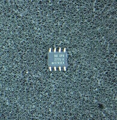 Opa277u Burr Brown Ti Op Amp Single Gp 18v 8-pin Soic 4 Pieces