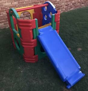 climbing frame and slide Winthrop Melville Area Preview