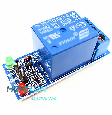 1pcs 5v Relay Module Indicator Light Led For Arduino Pic Arm Dsp Avr 1-channel