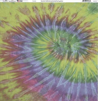 Tie Dye Paper (