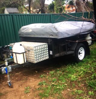 Camper trailer 2007 Panania Bankstown Area Preview