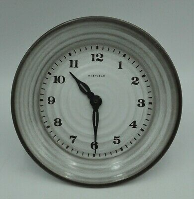 Kienzle West German Ceramic Wall Clock