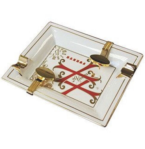 Limited Edition Opus X Limoges Cigar Ashtray With Bridges, F6002W New In Box