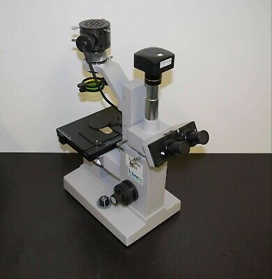 Amscope Inverted Microscope Xsb-1a