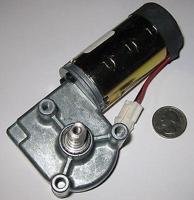 150 Rpm Heavy Duty Metal 12 V Dc Right Angle Gearhead Motor - 300 Rpm 24 Vdc