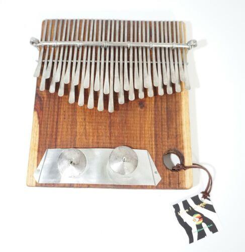 32 Key PREMIUM Shona Njari Mbira Finger Piano - Kalimba - Hand made in Zimbabwe!
