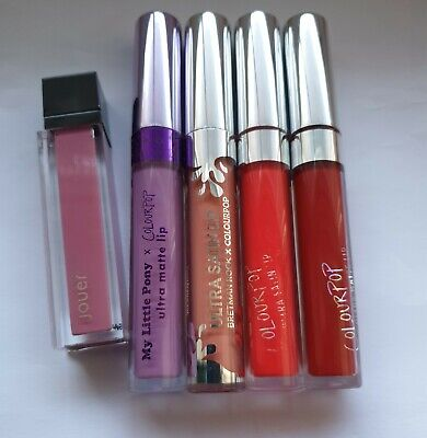Lip bundle (Colourpop, Jouer) See Description for Condition