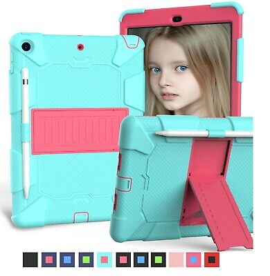 For New iPad 10.2'' inch 2019 7th Generation  Shockproof Case Stand Hard Cover