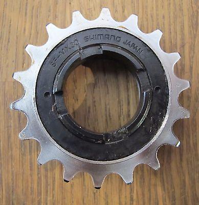 "Shimano SF-MX30 16T 18T Freewheel for 1//2/"" x 3//32/"" Chain Single-Speed BMX Bike"
