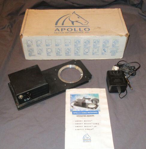Apollo Smart Move Gobo Rotator Twin Spin ETC Source 4 Altman Strand