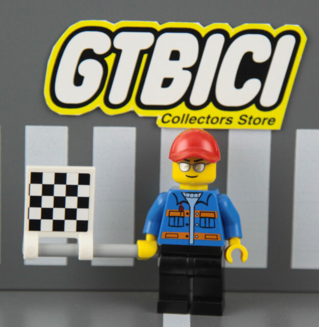 LEGO SPEED CHAMPIONS MINIFIGURE  ``DIRECTOR OF CARRERA´´  Ref 75912 100X100 LEGO