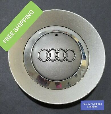 "2002 - 2005 Audi A4 S4 Center Cap Fits 5 Spoke 16"" Wheel P/N 8ED601165"