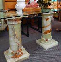 "Hand Made Onyx Pedestal 36"" Height - In Pairs or Single (91 cm) Melbourne CBD Melbourne City Preview"