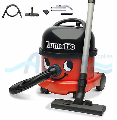 Henry Vacuum Cleaner GENUINE BRAND NEW Numatic NRV200-11 RED 2018 Commercial
