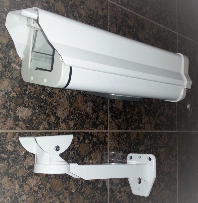 "2-Pack Housing CCTV Security Surveillance Outdoor Camera Box Weatherproof 15"""