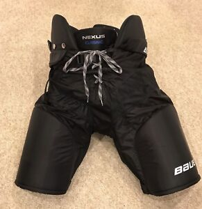 Bauer Classic Senior XL Black Hockey Pants