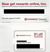 Target Pharmacy Coupon
